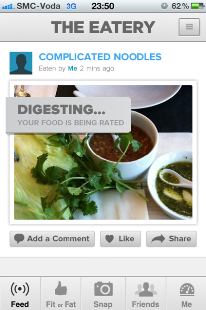 Complicated Noodles