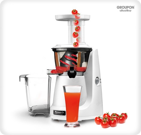 Slow Juicer Groupon : Kuvings Juicer on Groupon Healthy Hong Kong