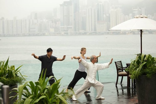 InterContinental Hong Kong Tai Chi
