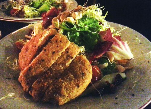 Veggie SF salad