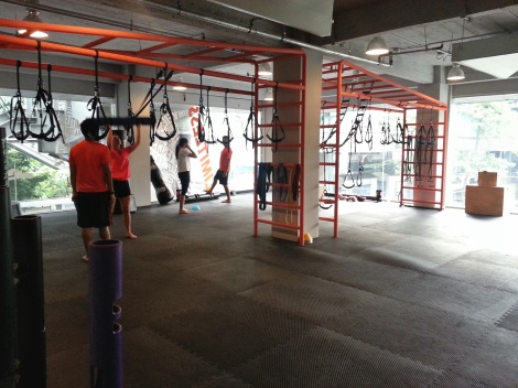 Review: HIIT class at New Moves, Bangkok
