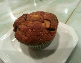 Gluten-free apple muffin - HK$35