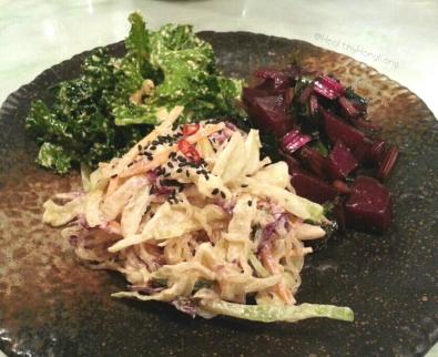 Salad medley - HK$75