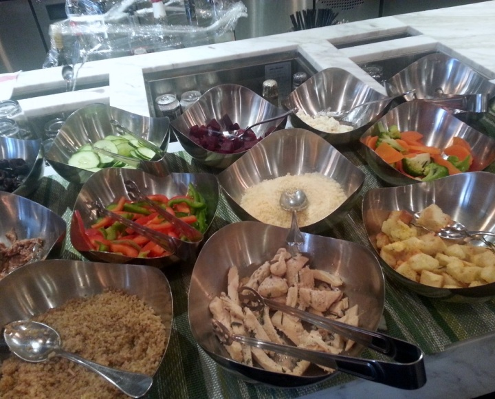 Mano Cafe Salad Hong Kong_132756