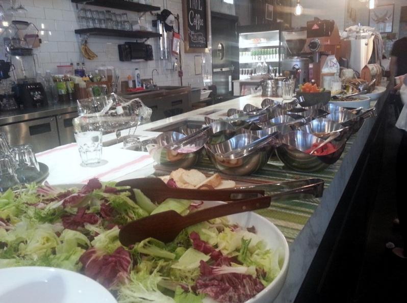 Mano Cafe Salad Hong Kong_132812