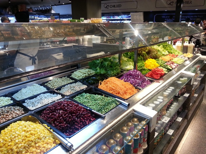 Healthy Bangkok Gourmet Food Hall 114234