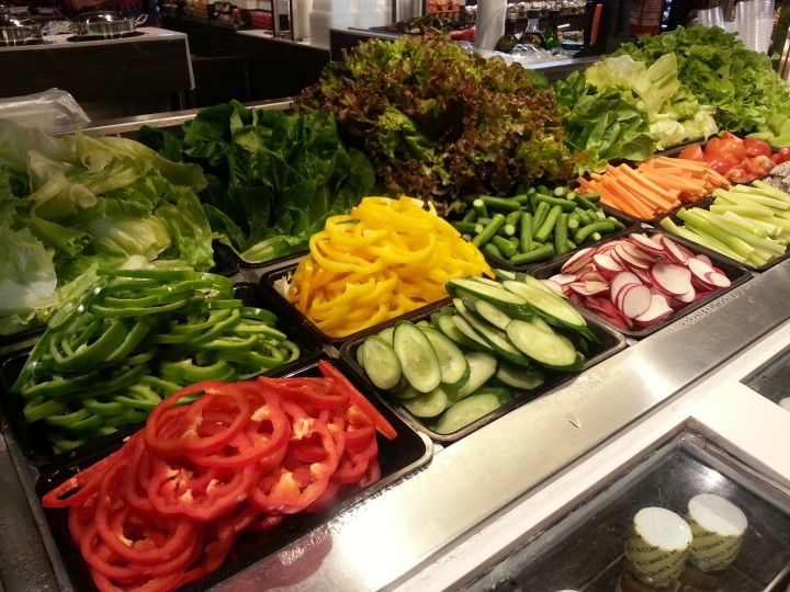 Healthy Bangkok Gourmet Food Hall 114241