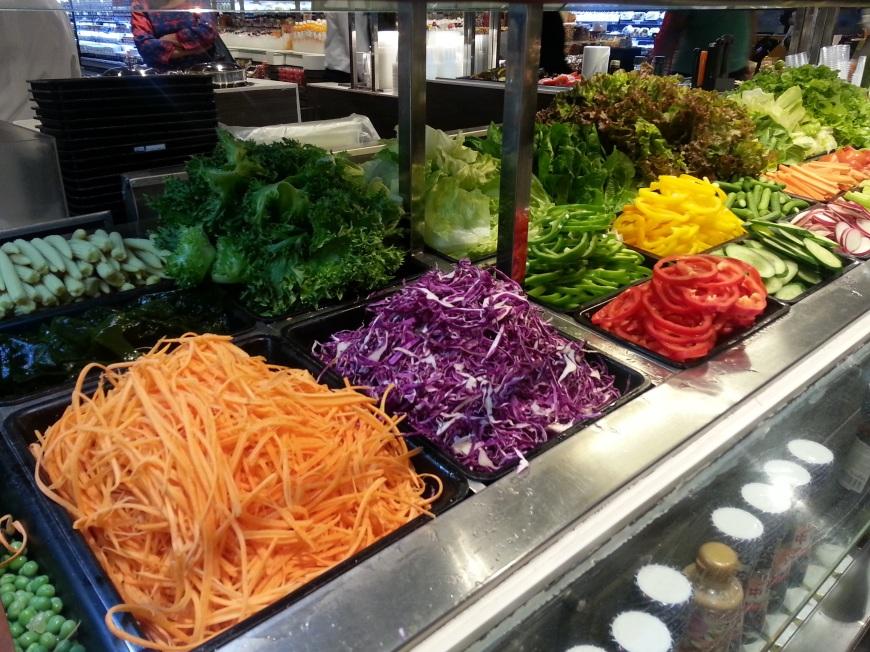 Healthy Bangkok Gourmet Food Hall 114246