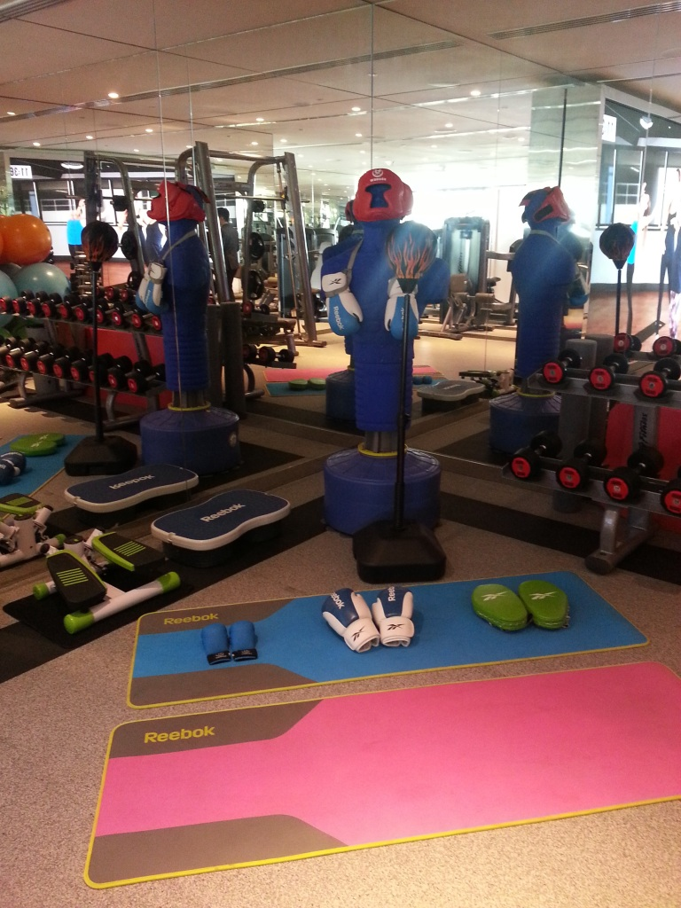 South Beach Singapore Hotel Gym 20160119_110136