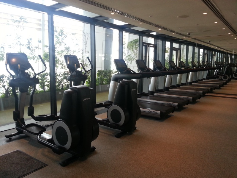 South Beach Singapore Hotel Gym 20160119_110150