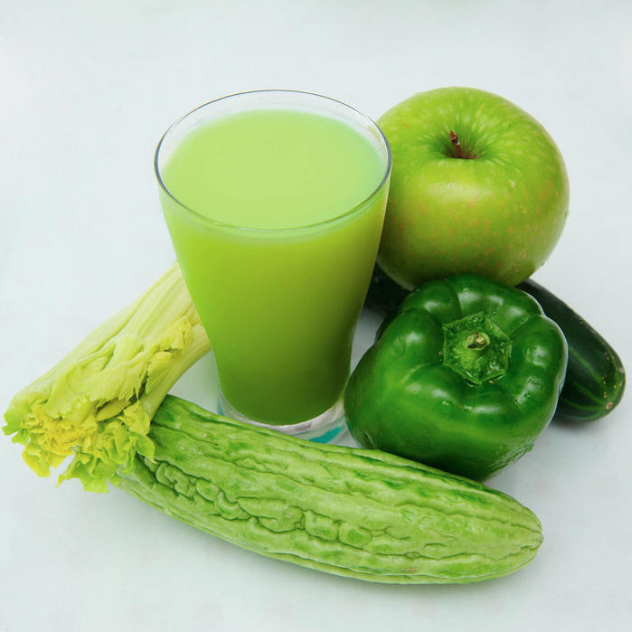 Is Slow Juicing Good For You : Recipe: The Chinese ?Five Green? juice Healthy Hong Kong