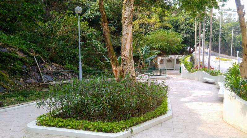 Choi Sai Woo Park Entrance