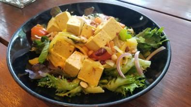 Phnom Penh tofu salad